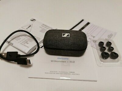 New Sennheiser MOMENTUM True Wireless 2, Bluetooth Earbuds With Activ Noise Canc • 199£