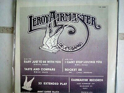 Leroy Airmaster Baby Just To Be With You Ep • 10£