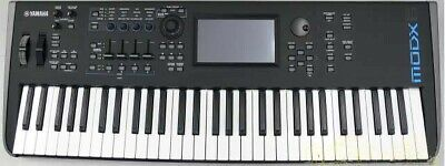YAMAHA Synthesizer MODX6 61 Keys USED #1696 • 1,013.96£