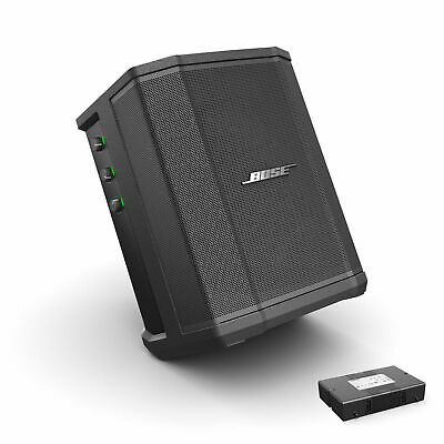 Bose S1 Pro System Multi-Position PA W/ Lithium-ion Rechargeable Battery Inside • 433.43£