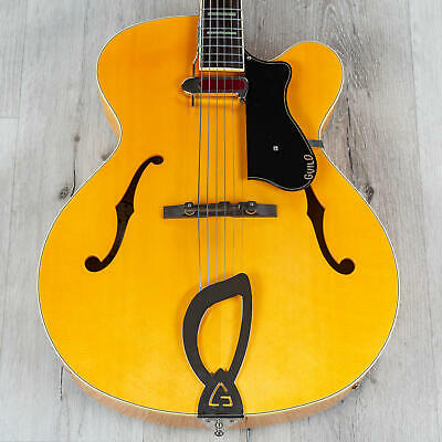 Guild A-150 Savoy Hollowbody Archtop Electric Guitar, Blonde • 1,017.34£
