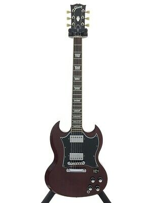 Electric Guitar Gibson SG Standard HC 1997 Heritage Cherry Fret 80% Rare USED • 988.64£