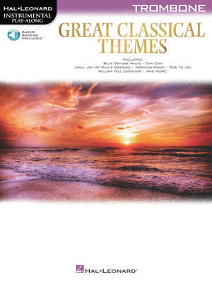 Great Classical Themes Trombone • 9.41£