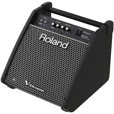 Roland PM100 80W 1x10 Inch Personal Drum Monitor • 182.08£
