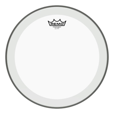 Remo Powerstroke P4 Drum Heads - Clear