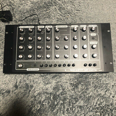 Used Analogue Solutions Leipzig S Synthesizer With Power Adapter No Genuine • 1,439.73£