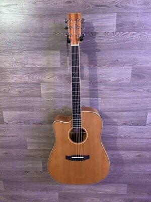 Left Hand Tanglewood TW10E Dreadnought Cutaway Electro Acoustic Guitar  • 199£
