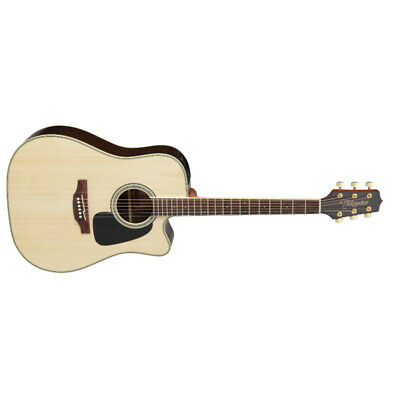 Takamine GD51CE-NAT Acoustic Electric Guitar, Solid Spruce Top, Black Walnut • 397.97£