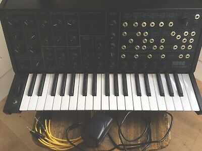 Korg MS-20 Mini Monophonic Synthesiser In Excellent Condition • 399£