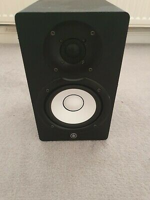 YAMAHA HS5  Monitor Speaker With Built-in Amplifier With Cables Perfect BARGAIN  • 124.99£