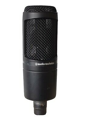 Audio Technica AT2020 Cardioid Condenser Microphone With Shock Mount • 55£