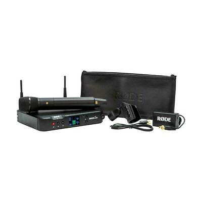 RODE RodeLink Performer Kit Wireless Handheld Microphone System -NEW