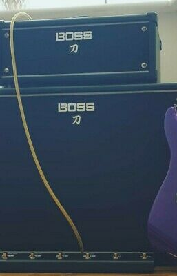 BOSS Katana 100 Head And Cab - includes foot controller