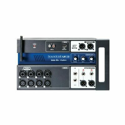 Soundcraft Ui12 12-Channel Remote Controlled Digital Mixer -New In Box!! • 258.15£