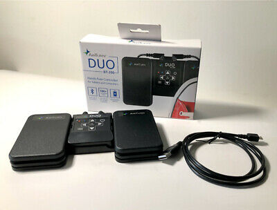 AirTurn Duo BT-200 - Mint Condition, Free Shipping!! • 57.91£
