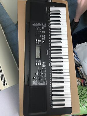 Yamaha PSR-E363 Keyboard With Power Supply Dvd And Stand Excellent Condition • 118£