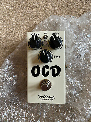 Fulltone OCD V2 Overdrive Pedal - Excellent Condition • 1.20£