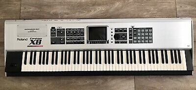 Roland Fantom X8 Keyboard Workstation - Comes With  Manual.. Excellent Condition • 1.20£