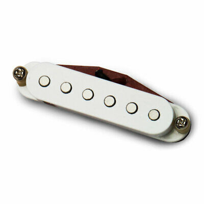 Bare Knuckle Pickups Boot Camp Brute Force Neck Single Coil (White)