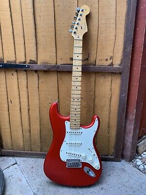 Fender Stratocaster American Hot Rod Red 2000