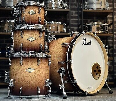 Pearl Masters SST All Maple Shell Drum Kit Shell Pack #659
