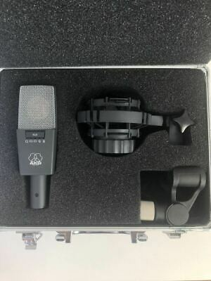 AKG C414 B XLS Condenser Microphone Set from Japan with Case