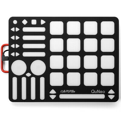 Keith McMillen Instruments QuNeo Rogue Wireless Multi-Touch Pad Controller, New! • 270.75£