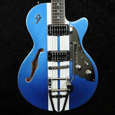 Duesenberg Starplayer TV - Mike Campbell Ltd Edition With Case & COA • 2,349£