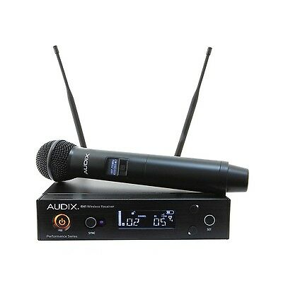 Audix AP41 OM2 A Wireless Handheld Microphone System  - Ships FREE U.S. • 309.94£