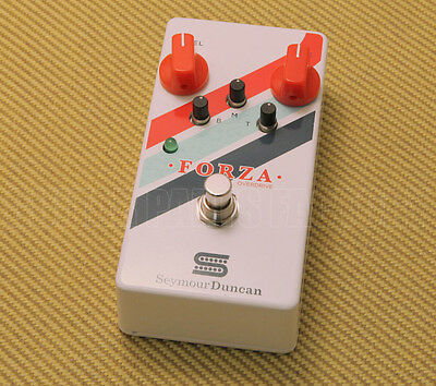 11900-010 Seymour Duncan Forza Overdrive Guitar Pedal • 137.24£