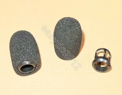 2x Replacement Instrument Microphone Cover Foam Windscreen for Shure Beta98 WB98