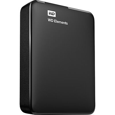 2TB WD Elements™ USB 3.0 High-capacity Portable Hard Drive For Windows • 74.42£