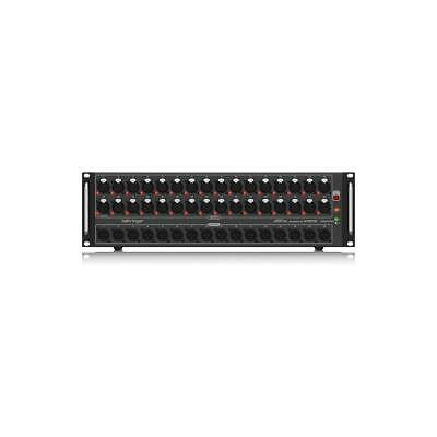 Behringer S32 I/O Box With 32x Remote-Controllable MIDAS Preamps • 888.94£