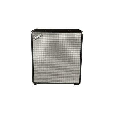Fender Rumble 410 Cabinet, V3, Black/Silver #2270900000 • 315.92£