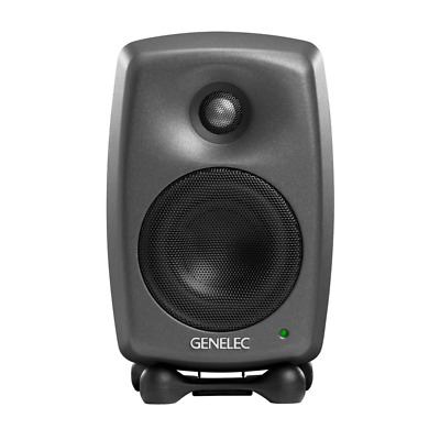 Genelec 8020D Compact Active Studio Monitor - Dark Grey (Single) • 349£