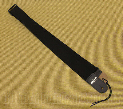 299-0662-006 Genuine Jackson Black Long Nylon Logo Strap For Guitar/Bass • 11.44£