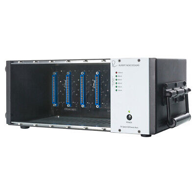 Rupert Neve Designs R6 500 Series Rack Six-slot 500 Series Rack • 437.74£