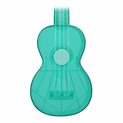 Kala Waterman Soprano Ukulele Fluorescent Blue • 29.95£