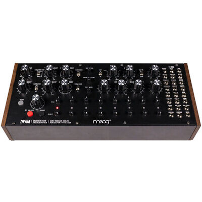 Moog DFAM Drummer From Another Mother Semi-Modular Analog Percussion Synthesizer • 466.34£