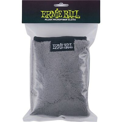 Ernie Ball 4219 12x12 Micro Fiber Cleaning Cloth - Ships FREE Lower 48 States! • 7.06£
