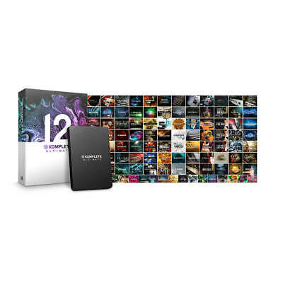 Native Instruments Komplete 12 Ultimate Upgrade From Komplete 8-12 • 469£