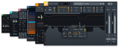 iZotope Music Production Suite 2 (Electronic Delivery) - Authorized Dealer!