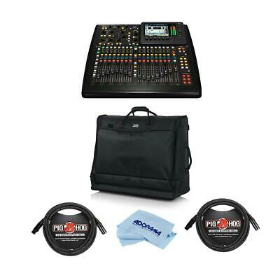 Behringer X32 40-Input 25-Bus Digital Mixing Console With Accessory Bundle • 1,301.67£
