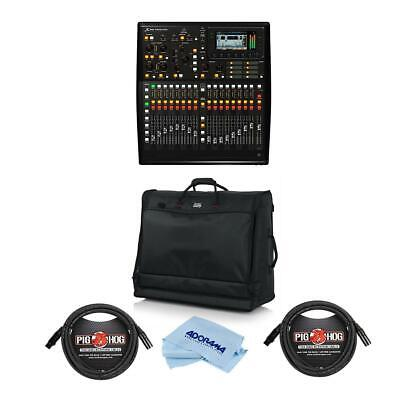 Behringer X32 PRODUCER 40-Input 25-Bus Rack-Mountable Mixing Console W/ACC Kit • 1,145.99£