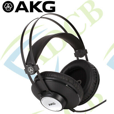 AKG K72 Closed Back Studio Headphones, 40 Mm Drivers, Self Adjusting Headband • 85.46£