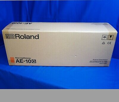 Roland AE-10 Aerophone Wind Synthesizer White/Black Japan Domestic Version New • 625.22£