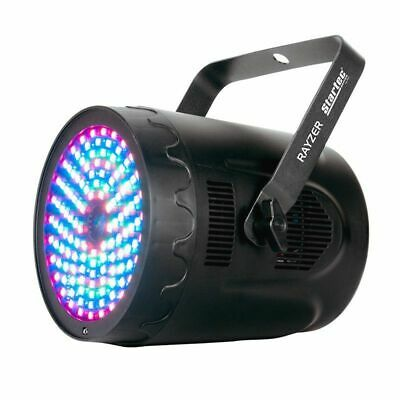 ADJ Startec Rayzer 2-in-1 Effect RGB Light With LED Wash And Lasers • 171.73£