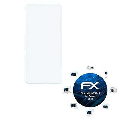 AtFoliX 3x Screen Protection Film For Tascam GB-10 Screen Protector Clear • 6.39£