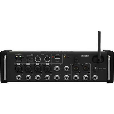 Midas MR12 12-Input Digital Mixer For IPad/Android Tablets SAME DAY SHIPPING! • 344.67£