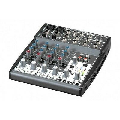 Behringer 802 Mixer Passive 8 Way Without Effects For Voice • 85.75£